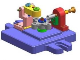 夹具设计中尺寸精度及配合公差选择基本原则