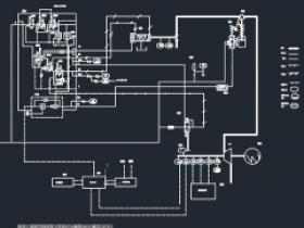机械毕业论文:凝汽式汽轮机控制系统设计(论文+DWG图纸)