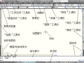 AutoCAD2020经典工作界面介绍