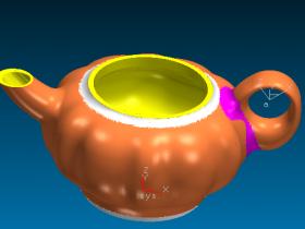 CAXA数控编程官方教程-五轴茶壶数控编程加工