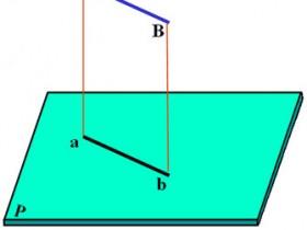 机械制图:直线的正投影特性