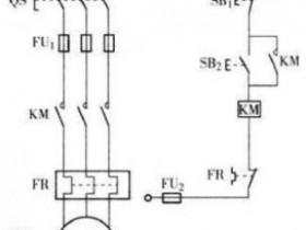 西门子PLC编程案例:三相电动机的直接起动PLC控制