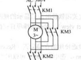 西门子PLC编程案例:异步电机星形三角形降压起动PLC控制