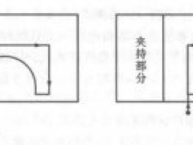 零件的结构线切割工艺性分析