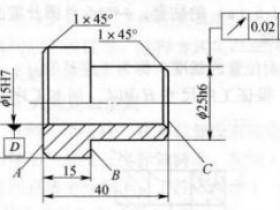 工装设计定位基准的选择