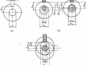 工件以圆柱配合面定位误差的计算实例
