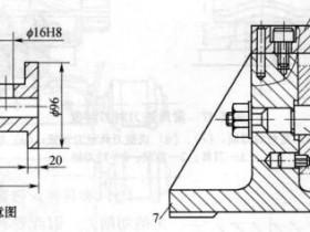 钻床夹具分类及常见基本结构