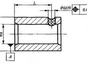 专用夹具总图尺寸标注要求