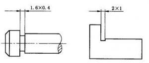 机械工程制图图样中尺寸简化标注补充