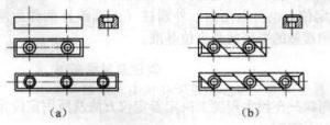 以平面定位的夹具定位元件